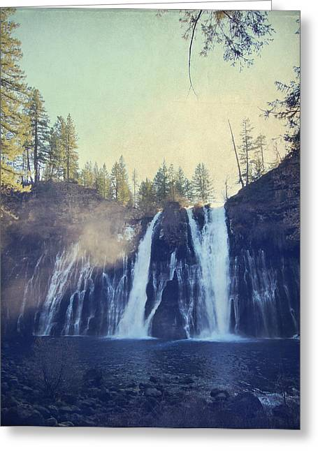 Flowing Greeting Cards - Splendor Greeting Card by Laurie Search