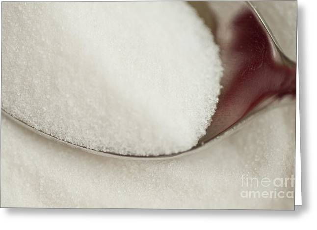 Back To Life Greeting Cards - Spoon Full Of Sugar Greeting Card by Jim Corwin