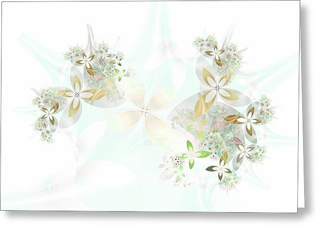 Lots Of Daisies Greeting Cards - Spring fades Greeting Card by Sharon Lisa Clarke