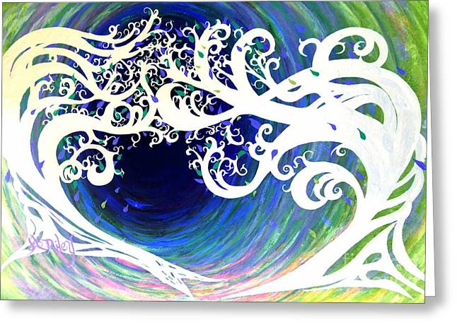 Spring Fever Greeting Cards - Spring Greeting Card by Janine Riley
