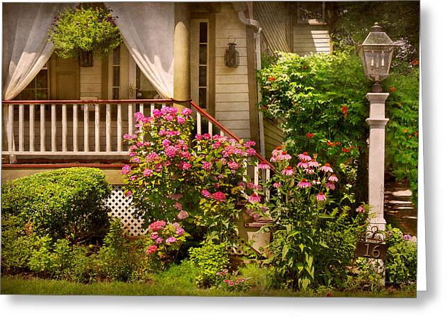 Chatham Greeting Cards - Spring - Summers transition Greeting Card by Mike Savad