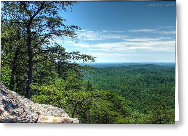 Gaston County Photographs Greeting Cards - Spring time at Crowders Mountain Greeting Card by Maurice Smith