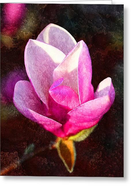 Spring's Promise Greeting Card by Pamela Gail Torres