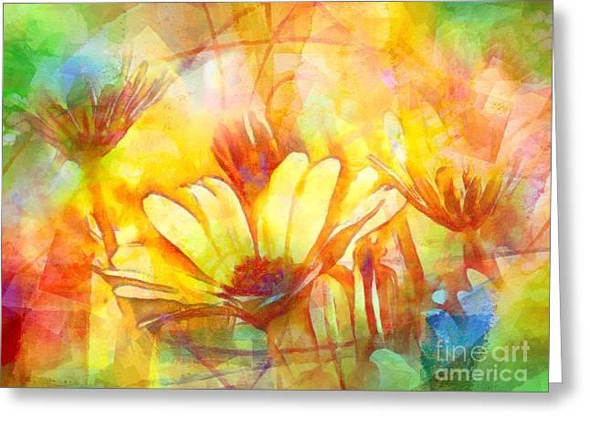 Awakening Greeting Cards - Springtime Greetings Greeting Card by Lutz Baar