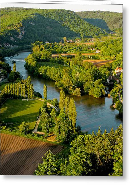 Southern France Greeting Cards - Springtime in France Greeting Card by Douglas J Fisher