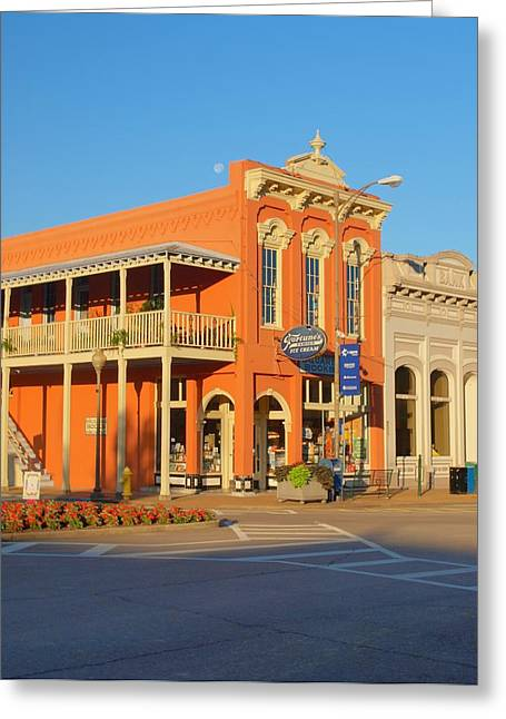 Joshua House Greeting Cards - Square Books Oxford Mississippi Greeting Card by Joshua House