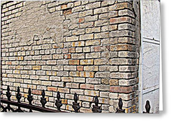 St Louis Cemetery No. 1 Greeting Card by Beth Vincent