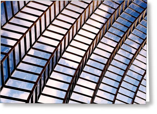 Stairway to Heaven Greeting Card by Rona Black
