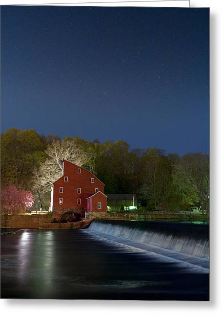 Hdr Landscape Greeting Cards - Star speckled Greeting Card by Ryan Crane