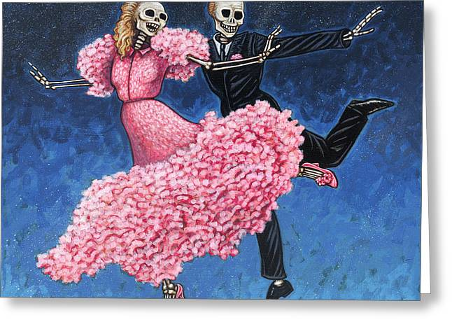 Tuxedo Greeting Cards - Stardust Greeting Card by Holly Wood