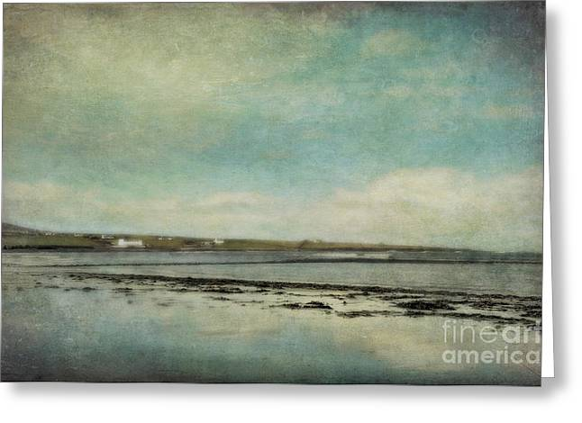Ireland Photographs Greeting Cards - Stella Maris Ballycastle Greeting Card by Marion Galt