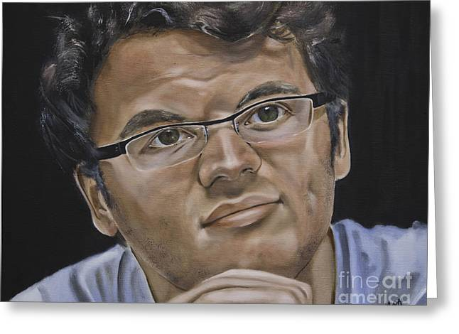 Fund Raising Greeting Cards - Stephen Sutton - All Proceeds to TCT Greeting Card by James Lavott