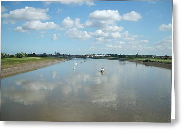 Norfolk Greeting Cards - Still Greeting Card by Derek Knight