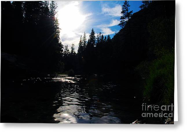 Yosemite Greeting Cards - Still Greeting Card by Laraine C Photography