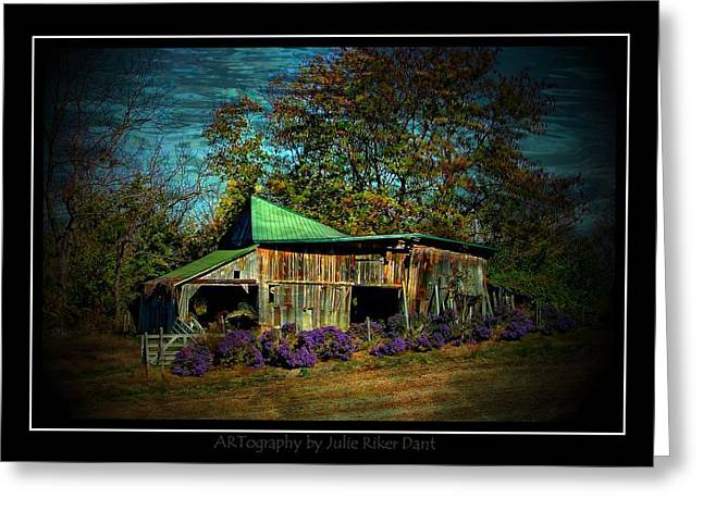 Indiana Photography Greeting Cards - Still Picturesque Greeting Card by Julie Dant