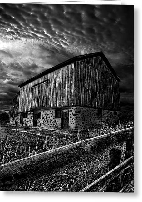 Geographic Greeting Cards - Stilled Life Greeting Card by Phil Koch