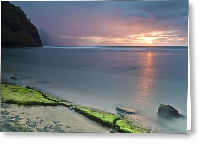 Art Photo Gallery. Greeting Cards - Stillness Greeting Card by Jon Glaser