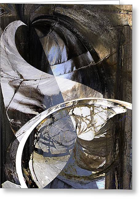 Richard Smukler Greeting Cards - Stone of Plenty Greeting Card by Richard Smukler