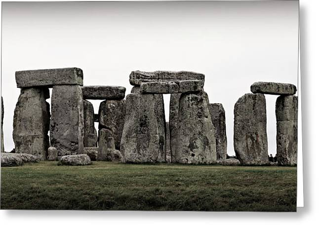 Amesbury Greeting Cards - Stonehenge Greeting Card by Stephen Stookey
