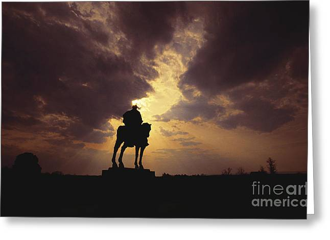 Stonewall Greeting Cards - Stonewall Jackson Statue Greeting Card by Bruce Roberts