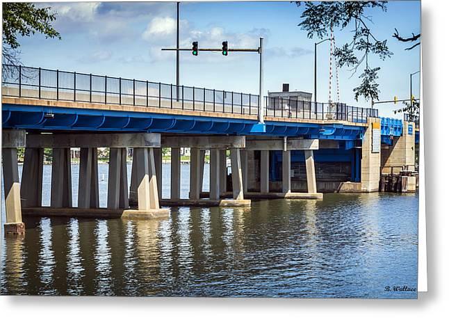 Stoney Creek Greeting Cards - Stoney Creek Bridge Greeting Card by Brian Wallace
