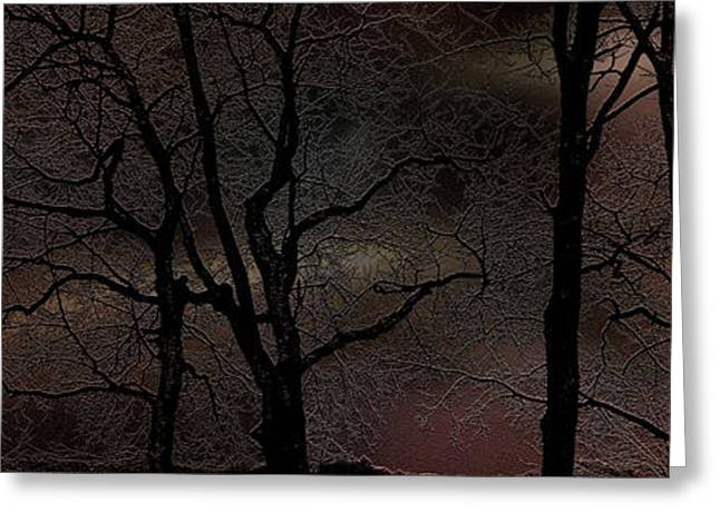 Tn Greeting Cards - Storm is Coming Greeting Card by EricaMaxine  Price