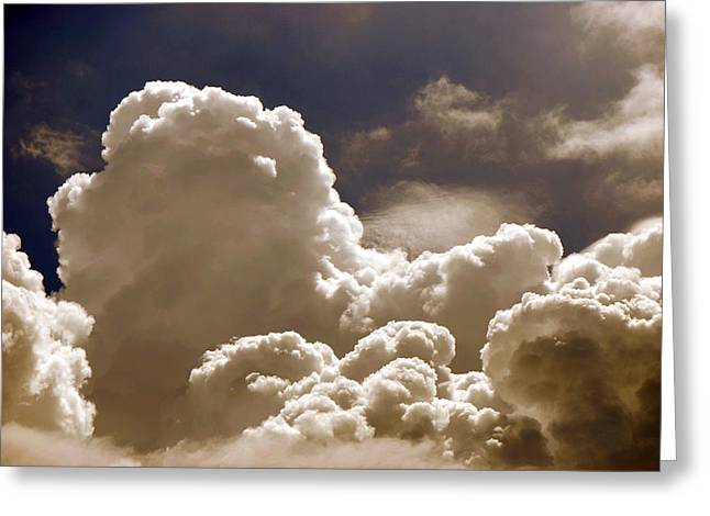 Branson Mo Greeting Cards - Storm Moving In Greeting Card by Joy Bradley
