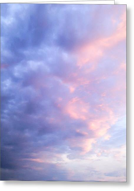 Gloaming Greeting Cards - Stormy Skies 53 Greeting Card by Robert Pierce