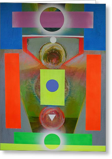 Recently Sold -  - Jeremy Greeting Cards - Strata  Greeting Card by Jeremy Johnson