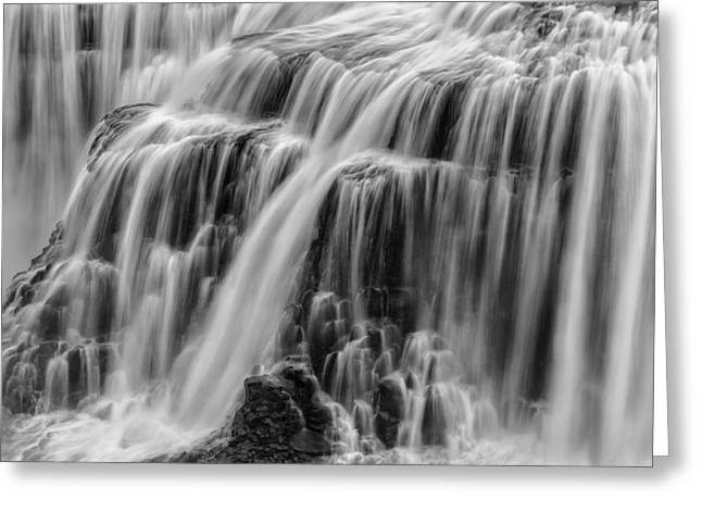 Original Photographs Greeting Cards - Strong Waters Greeting Card by Jon Glaser