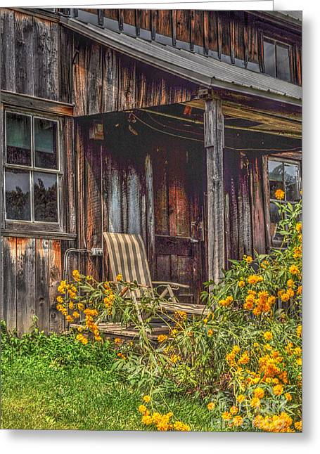 Summer Afternoon Greeting Card by Krista Hott