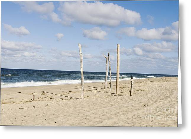Chatham Greeting Cards - Summer in Cape Cod Greeting Card by Patricia Hofmeester