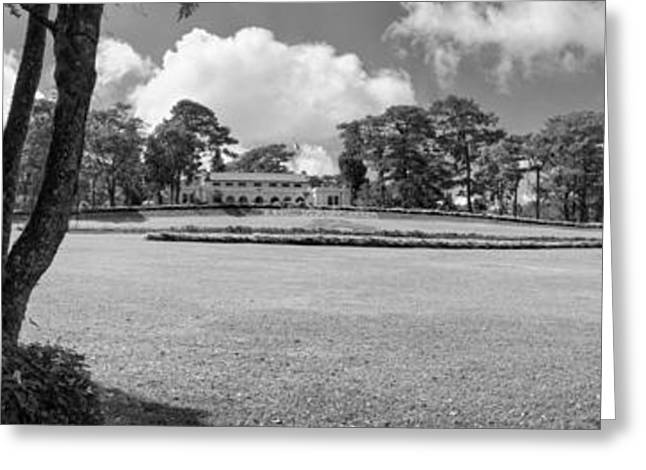 Presidential Photographs Greeting Cards - Summer Presidential Mansion, Baguio Greeting Card by Panoramic Images