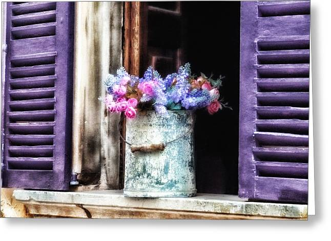 Ledge Photographs Greeting Cards - Summers Offering Greeting Card by Mountain Dreams