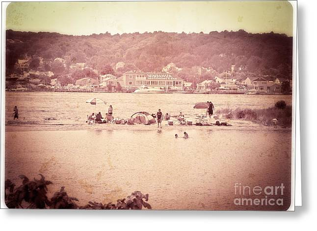 Original Art Photographs Greeting Cards - Summertime  Greeting Card by Colleen Kammerer