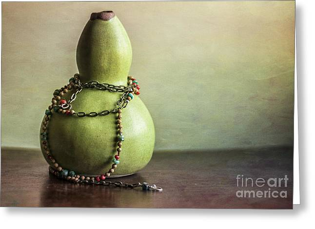 Element Of Light Greeting Cards - Sunday Still Life Greeting Card by Terry Rowe