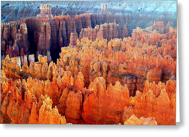 Whalley Greeting Cards - Sunrise at Bryce Canyon Greeting Card by Tranquil Light  Photography