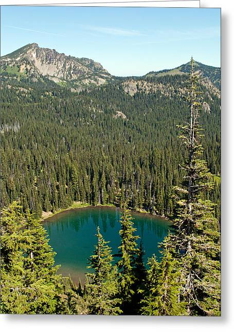 Mt. Massive Greeting Cards - Sunrise Lake Greeting Card by Roger Reeves  and Terrie Heslop