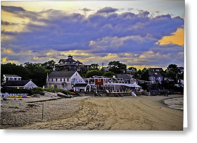 Ptown Greeting Cards - Sunrise on Cape Greeting Card by Art K