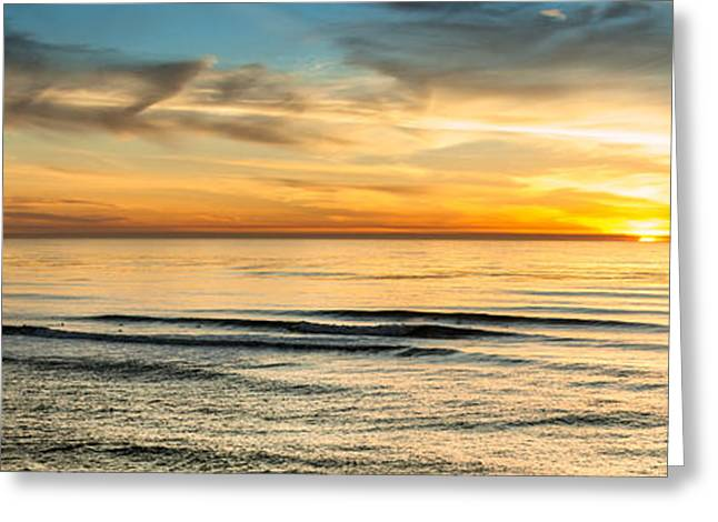 Environment Greeting Cards - Sunset Cliffs 12 Greeting Card by Josh Whalen