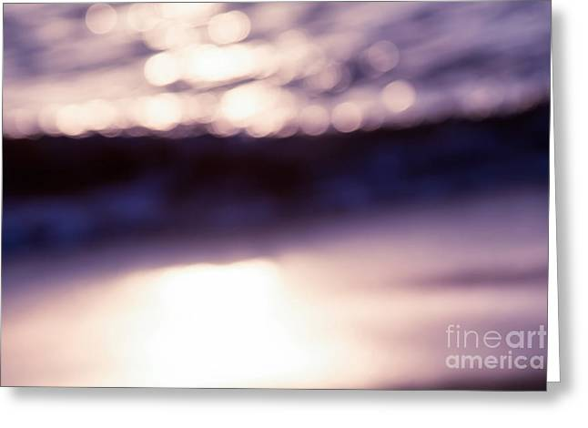 Jewels In The Sand Greeting Cards - Sunset Makena Dreams Greeting Card by Sharon Mau