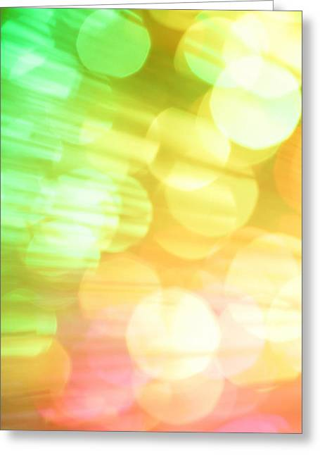 Modern Photographs Greeting Cards - Sunshine of Your Love Greeting Card by Dazzle Zazz