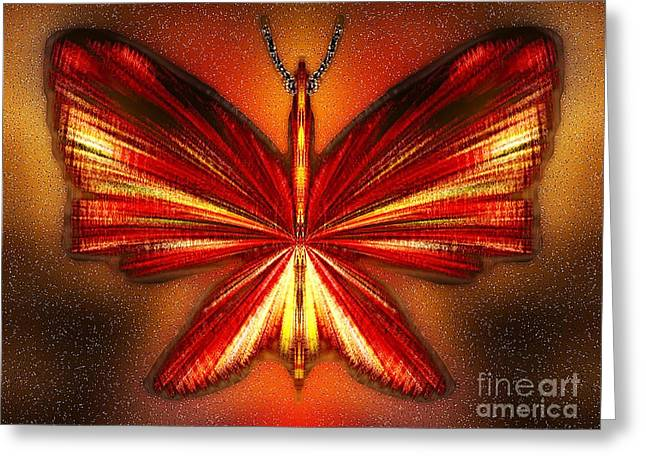 Archangel Ariel Greeting Cards - Sunshine Starsage Greeting Card by Raymel Garcia