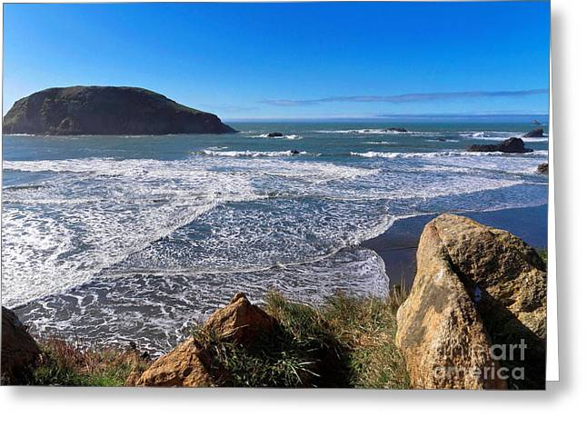 My Ocean Greeting Cards - Surf Greeting Card by   FLJohnson Photography