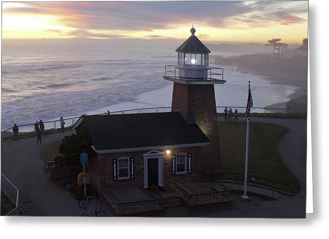 Santa Cruz Surfing Museum Greeting Cards - Surf Museum Greeting Card by Neal Martin