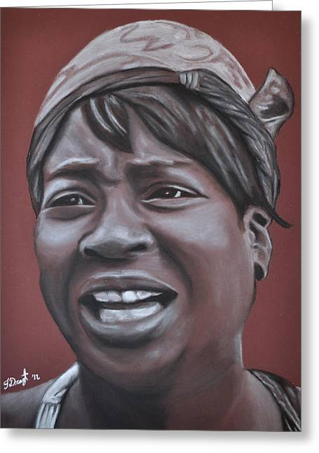 Aint Greeting Cards - Sweet Brown Greeting Card by Joe Dragt