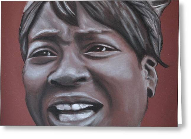 Sweet Brown Greeting Card by Joe Dragt