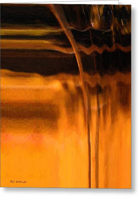 Stream Digital Greeting Cards - Sweet Honey of Desire Greeting Card by RC deWinter