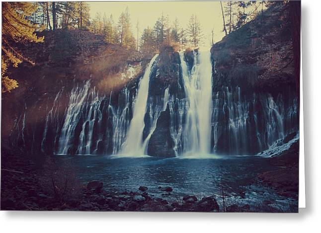 Water Flowing Greeting Cards - Sweet Memories Greeting Card by Laurie Search