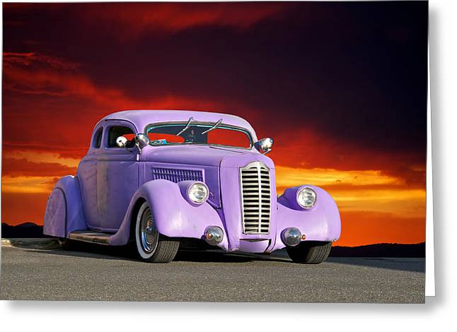 Slam Photographs Greeting Cards - Sweet n Low Greeting Card by Dave Koontz